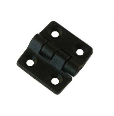 Nylon hinge - 40mm x 36mm