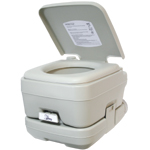 Portable Chemical Toilet - 10L
