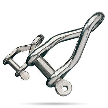 Ronstan Twisted Shackle RF628