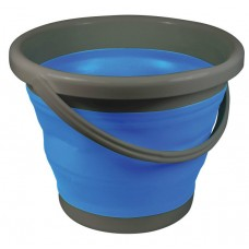 Collapsable Silicone bucket BLUE 5L
