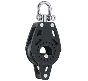 Harken 40mm Carbo single swivel becket 2637