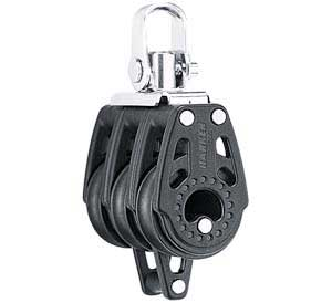Harken 29mm Carbo Triple Swivel w becket 345
