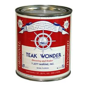 Teak Wonder Dressing and Sealer (4L)