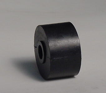 Reidrubber Straight Roller 38mm