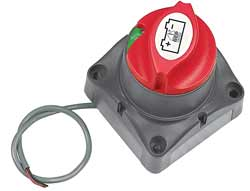 BEP 701-MD Motorised battery switch 275A