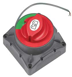 BEP 720-MD Motorised battery switch 500A