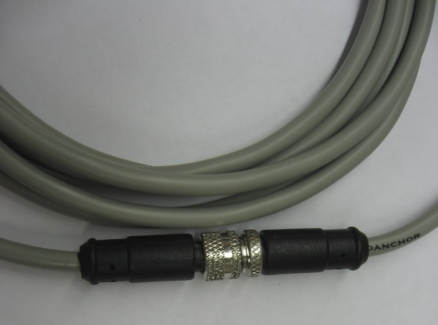 Auto Anchor Sensor extension cable with male plugs