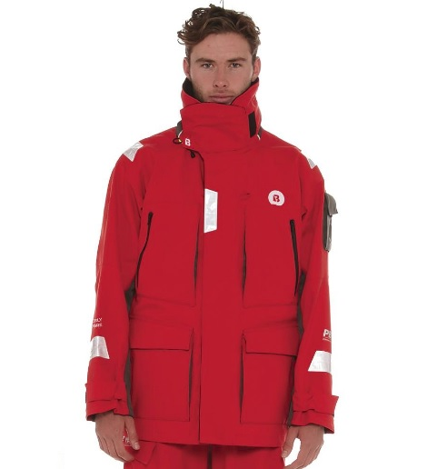 Burke Breathable Southerly Offshore Jacket