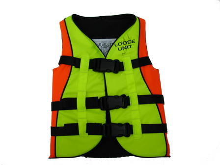 Hutchwilco Child Adjustable Vest - Hi-Vis