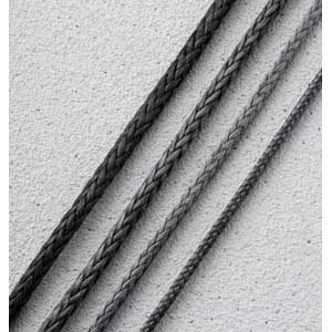 Dyneema - Single Braid - 4mm - Grey