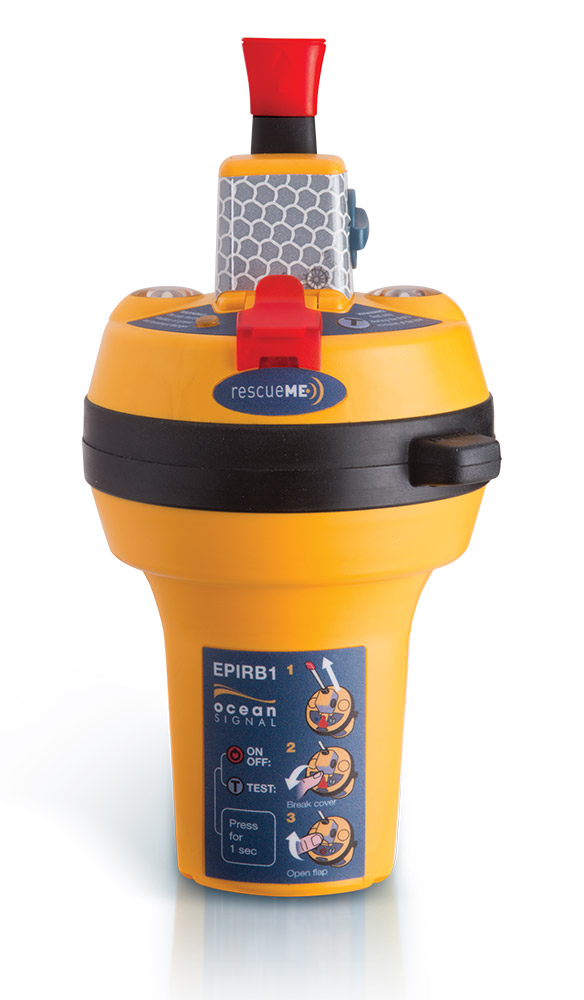 RescueMe EPIRB1 with GPS