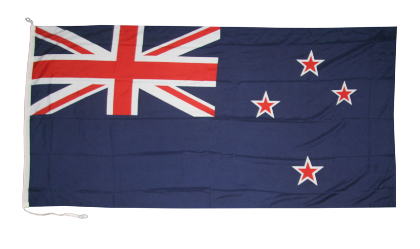Flag of New Zealand 60 x 120 cm (2 x 4 ft)
