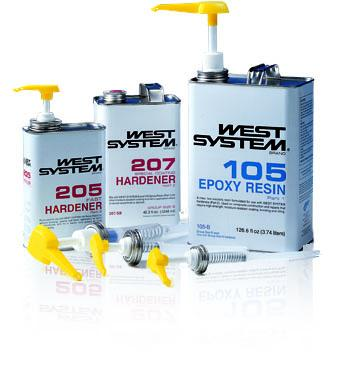 West Systems Epoxy Pump kits