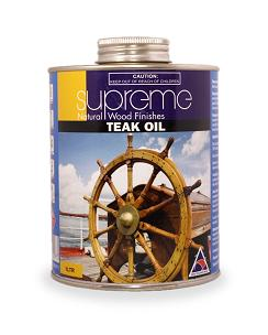 Supreme Teak Oil 500ml