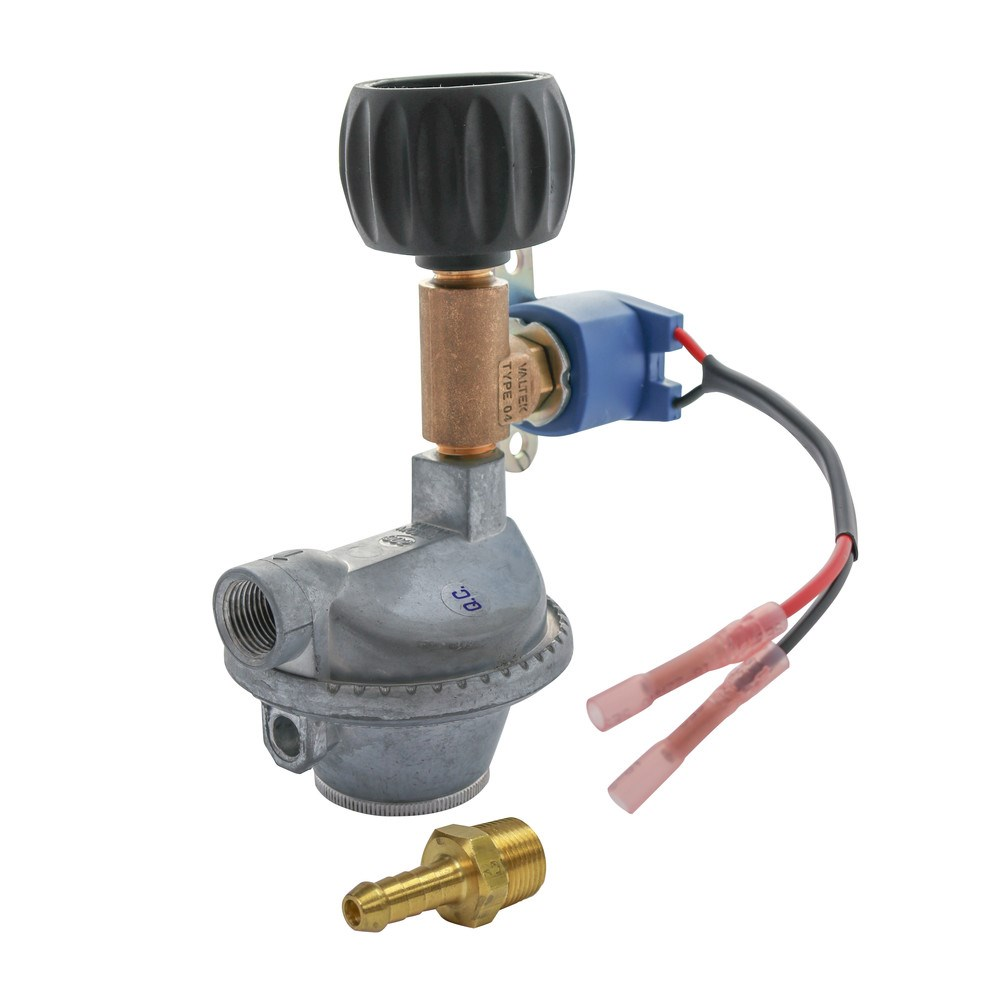 BEP VR3 Solenoid Valve and Regulator