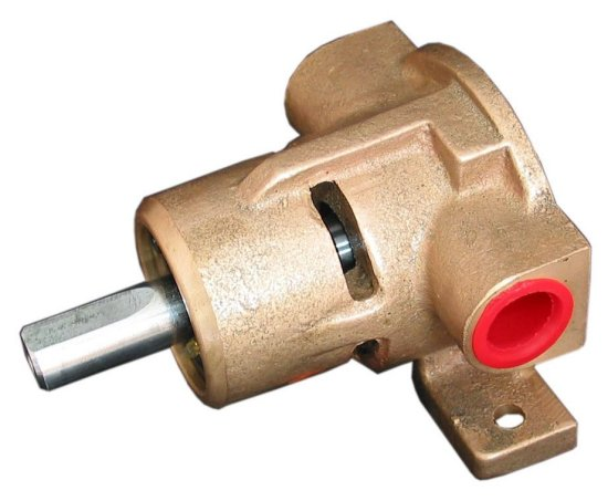 Fynspray WS3813 - Ball Bearing Impeller Pump - 1/2
