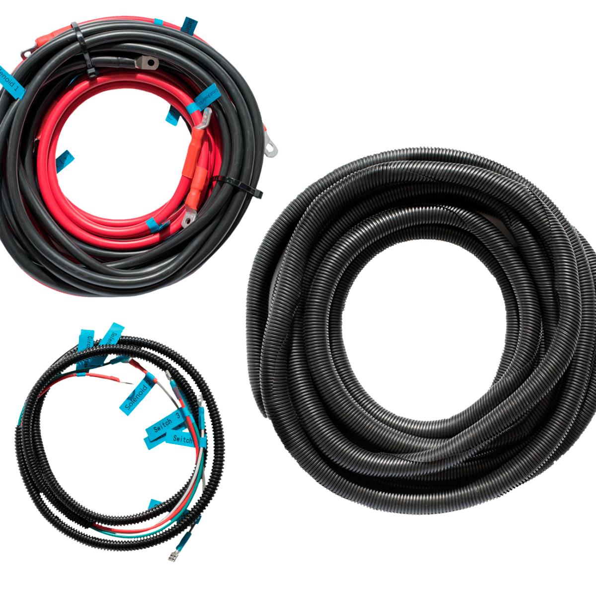Viper Pro Series II 1000 Electric Drum Anchor Winch Bundle 3002IN