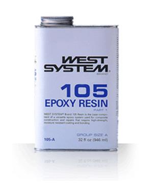 West Systems Epoxy Resin 105