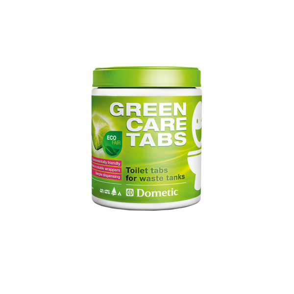 Portable Toilet Chemical - Green Care Tablets x 16