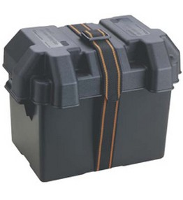 Powerguard Battery Box #9067 - Lge (09157)