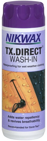 Waterproofing for clothing