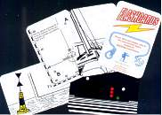 Nav Cards - Boatmasters aid