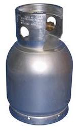 Alloy Gas Bottles