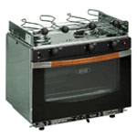 ENO Gascogne – 2 Burner, Stainless Steel Oven with Grill