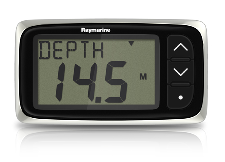 Raymarine i40 Depth Package