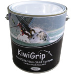 Kiwi Grip Non Skid Deck Paint 4 Litre