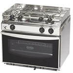 ENO Open Sea – 2 Burner, SS Oven with Grill