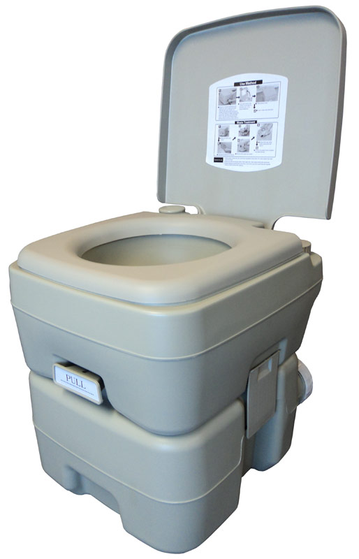 Portable Chemical Toilet - 20L