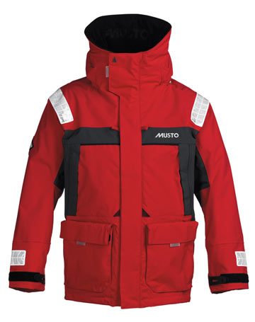 Musto Breathable BR2 Offshore Jacket