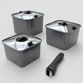 Smart Space Cookware