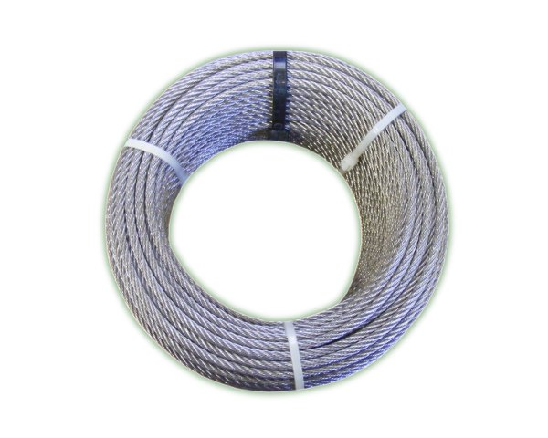 316 Stainless 1/19 Rigid Wire