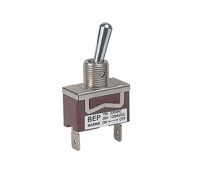 BEP Toggle Switch On/Off