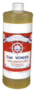 Teak Wonder Brightener (1L bottle)