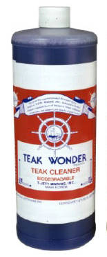 Teak Wonder Cleaner (1L bottle)