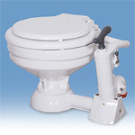 TMC Manual Toilet - Standard